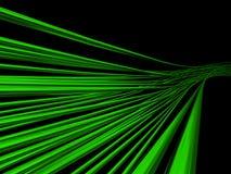 Groene draden Royalty-vrije Stock Afbeeldingen