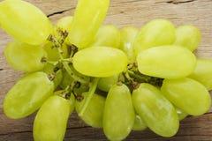 Groene druif stock afbeelding