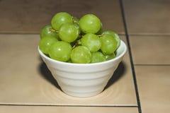 Groene Druiven Royalty-vrije Stock Foto