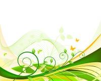 Groene Eco Royalty-vrije Stock Foto