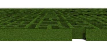Groene ecologische zaken Stock Foto's