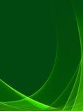 Groene elegante achtergrond Stock Afbeeldingen