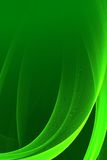 Groene elegante achtergrond Royalty-vrije Stock Foto's