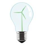 Groene energie vector illustratie