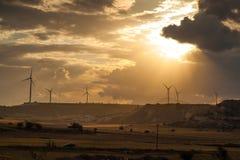 Groene energie Stock Afbeeldingen