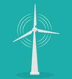 Groene energieinnovatie Royalty-vrije Stock Fotografie