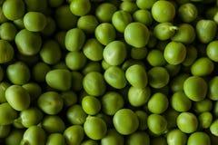 Groene erwten Royalty-vrije Stock Fotografie