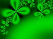 Groene fantasie Stock Fotografie