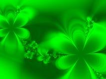 Groene fantasie Stock Foto's