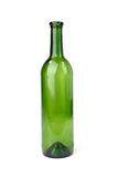 Groene fles Stock Foto