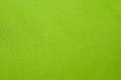 Groene fluweeltextuur Stock Fotografie