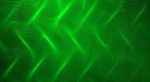 Groene fractal abstracte achtergrond Stock Foto's