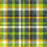 Groene gele witte lijnen grunge effect mooie achtergrond stock illustratie
