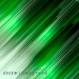 Groene geometrische abstracte achtergrond Stock Afbeelding