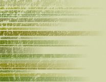 Groene Gestreepte Achtergrond Grunge Royalty-vrije Stock Fotografie
