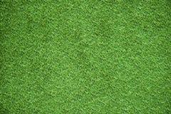 Groene grastextuur als achtergrond voor de gronden van de het voetbalsport van het activiteitengolf of weideontwerp Stock Foto