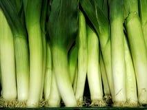 Groene groentenachtergrond Stock Foto