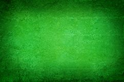 Groene grunge oude textuur Royalty-vrije Stock Foto's