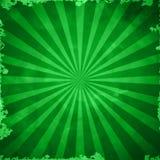 Groene Grunge-Textuur Als achtergrond Royalty-vrije Stock Fotografie