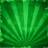 Groene Grunge-Textuur Als achtergrond Royalty-vrije Stock Afbeelding