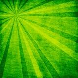 Groene grungeachtergrond Royalty-vrije Stock Foto's