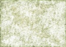 Groene grungeachtergrond van de olijf Stock Afbeelding