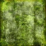 Groene grungy achtergrond stock illustratie