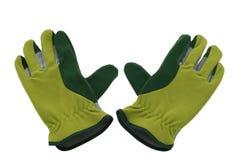 Het tuinieren handschoenen Stock Afbeelding
