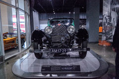 Groene het Type van Bugatti van 1931 jaren '50 Royalty-vrije Stock Foto