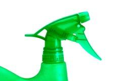 Groene het water geven pottenclose-up Royalty-vrije Stock Afbeelding