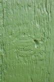 Groene houten achtergrond Stock Afbeelding