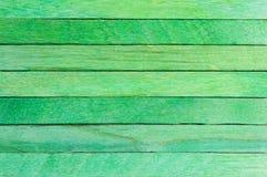 Groene houten paneelachtergrond, Abstracte plank voor textuur royalty-vrije stock afbeelding