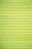 Groene houten stokkenachtergrond Stock Foto's