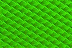 Groene hulp van decoratieve achtergrond vector illustratie