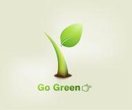 Groene installatie