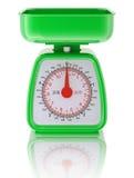 Groene keukenschaal Stock Fotografie