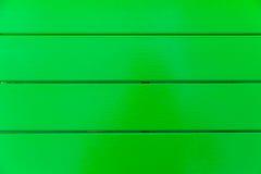 Groene kleuren houten achtergrond royalty-vrije stock foto's