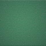 Groene leerachtergrond Royalty-vrije Stock Afbeeldingen