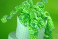 Groene Liefde Royalty-vrije Stock Fotografie