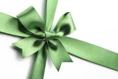 Groene lintboog Stock Foto's