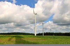 Groene Macht Stock Foto's