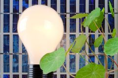 Groene Macht stock afbeelding