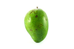 Groene Mango Royalty-vrije Stock Afbeelding