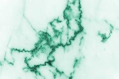 Groene marmeren patroon abstracte achtergrond Stock Afbeeldingen