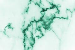 Groene marmeren patroon abstracte achtergrond Royalty-vrije Stock Afbeeldingen