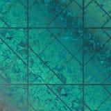 Groene marmeren textuur Royalty-vrije Stock Afbeeldingen