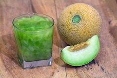 Groene meloen Royalty-vrije Stock Afbeelding