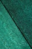 Groene metaaltextuur Royalty-vrije Stock Afbeeldingen