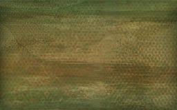 Groene militaire abstracte achtergrond royalty-vrije illustratie