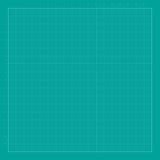 Groene millimeterpapierachtergrond Royalty-vrije Stock Foto's